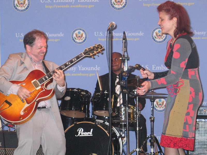 Jumpin' Jeff Hoffman - Jazz & Blues Roots