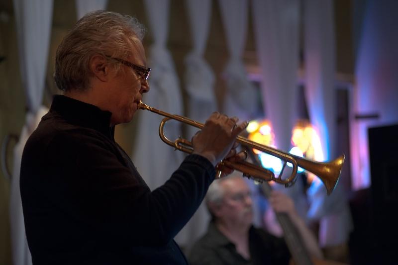Ron Meza - Trumpet -  Jazz/Latin/Funk
